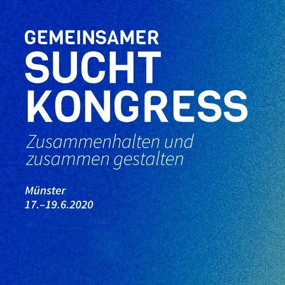 Gemeinsamer Suchtkongress 2020